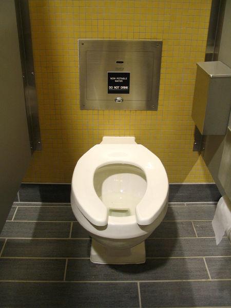 Oval - bathroom