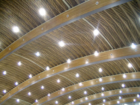 Oval - ceiling