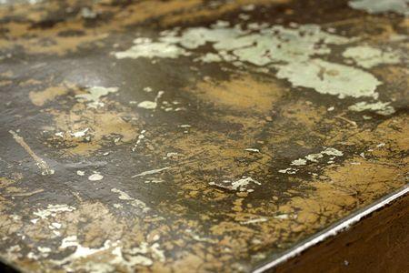 antique legal file box patina